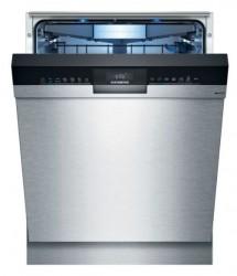 Siemens Sn45zs10cs Opvaskemaskine - Rustfrit Stål