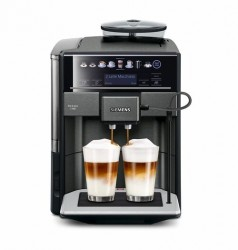 Siemens TE657319RW Espressomaskine - Grå Metallic
