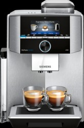 Siemens TI9553X1RW Eq.9 Plus Connect S500 Espressomaskine - Sølv