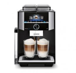 Siemens TI9573X9RW Home Connect Espressomaskine - Sort/sølv