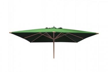 Signe Parasol 2,5 x 2,5 meter M/tilt Grøn