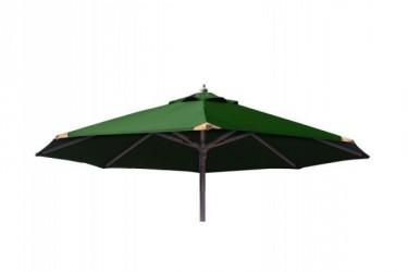 Signe Parasol Ø 2,5 meter m/tilt - Grøn