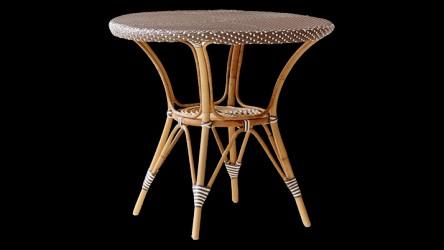 Sika Design Danielle cafébord - Cappuccino