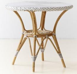 Sika-Design Danielle Cafebord - Hvid Ø80