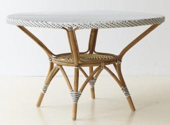 Sika-Design Danielle Havebord - Hvid Ø120