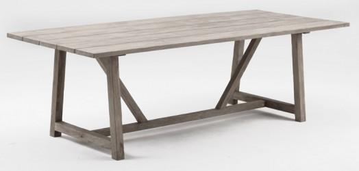 Sika-Design George Teak Havebord, 240x100