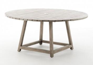 Sika-Design George Teak Havebord - Ø160