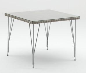 Sika-Design Jupiter Havebord - Grå 90x90
