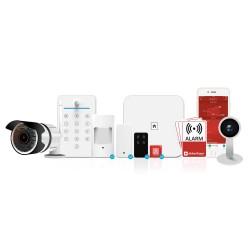SikkertHjem alarmsystem - S6evoTM