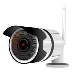 SikkertHjem overvågningskamera - HD WiFi SmartCam