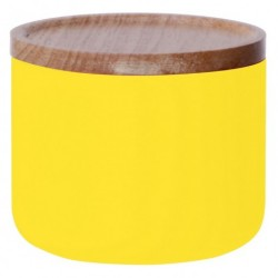Silk dÅse (lille/lemon yellow)