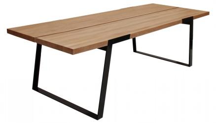 Silva Spisebord - 290 cm - Vild eg
