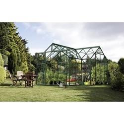 Sirius orangeri 13000 Grøn-Glas