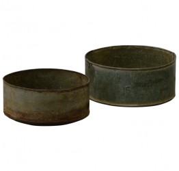 SJÄLSÖ NORDIC Original potte/bakke - grå jern