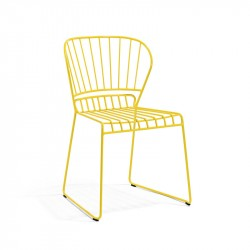 Skargaarden Resö Chair Yellow