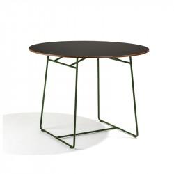 Skargaarden Resö Table 100 CM Dark Green