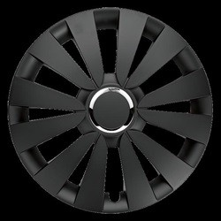 SKY BLACK hjulkapsel sæt 16