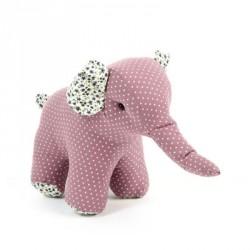 Smallstuff elefant (rosa)