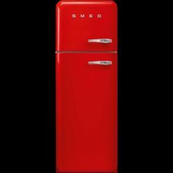 Smeg 50 s Style kølefryseskab FAB30LRD3 (rød)