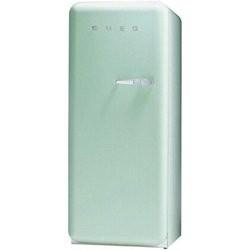 SMEG FAB28LV1 køleskab med fryseboks