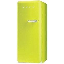 SMEG FAB28LVE1 køleskab med fryseboks