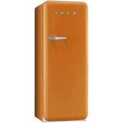 SMEG FAB28RO1 køleskab med fryseboks