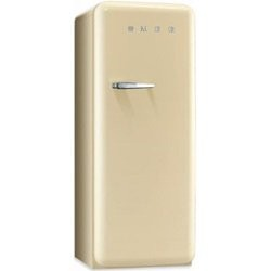 SMEG FAB28RP1 køleskab med fryseboks