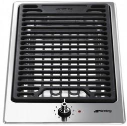SMEG PGF30B El grill - lavasten