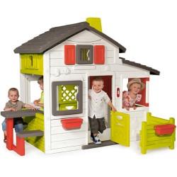 Smoby legehus - Friends House