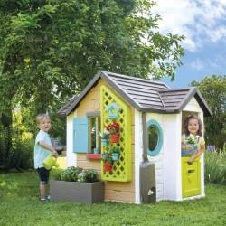 Smoby legehus - Garden House