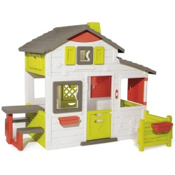 Smoby legehus - Neo Friends House