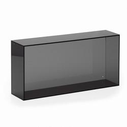 Smoke akryl kasse - Neon Living