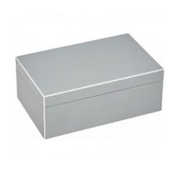 Smykkeskrin grå - small
