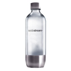 SodaStream flaske - Metal Pet - 1 liter