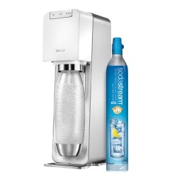 SodaStream sodavandsmaskine - Power - White