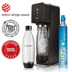 SodaStream Source Black Mega Pack