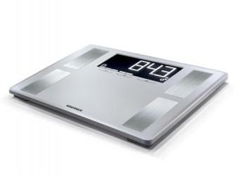 Soehnle Shape Sp 200 Badevægt - Sølv