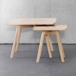 Sofabord c2 (eg/43x43 cm)