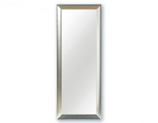 Spejl m/facetslebet glas - Sølv - 60 x 150 cm