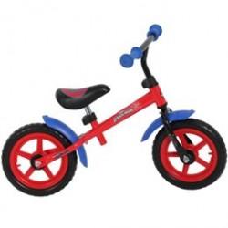 Spiderman løbecykel - Rød/blå