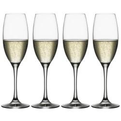 Spiegelau champagneglas - Vino Grande - 4 stk.