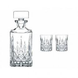Spiegelau Karaffel og whiskyglas