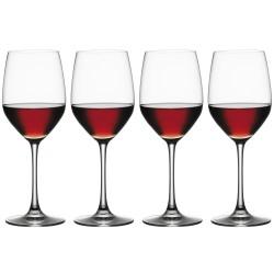 Spiegelau rødvinsglas - Vino Grande - 4 stk.