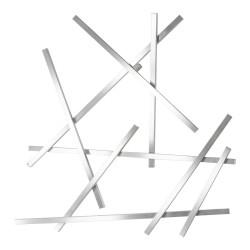 SPINDER DESIGN Matches knagerække - stål