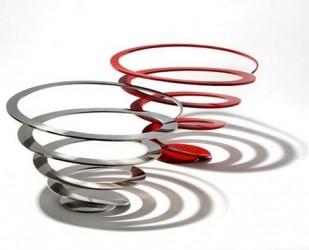 Spiral skÅl (krom)