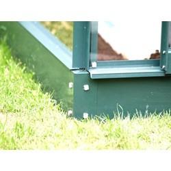 Stålsokkel model 5000 - Grøn