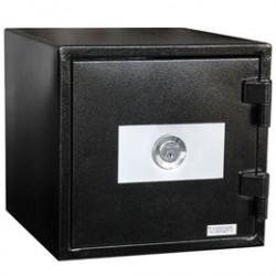 Staco brandsikret værdiskab med elektronisk lås - S