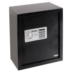Staco værdiskab med elektronisk lås - L