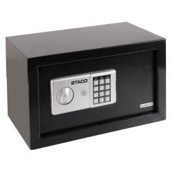 Staco værdiskab med elektronisk lås - Lap-top