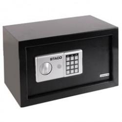 Staco værdiskab med elektronisk lås